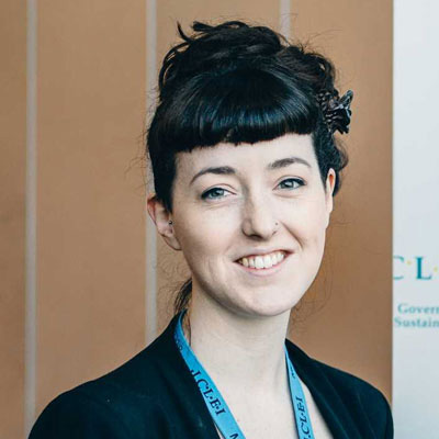 Clara Grimes, photo by ICLEI World Secretariat